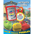 Chuggington Activity Book with Card Game