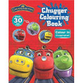 Chuggington Chugger Colouring Book