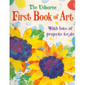 The Usborne First Book of Art (Hardcover)