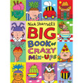 The Big Book of Crazy Mix-Ups (Spiral-bound)