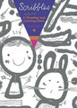 Scribbles: A Really Giant Drawing and Coloring Book (Paperback)