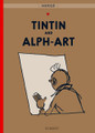 Tintin and Alph-Art (Hardcover)
