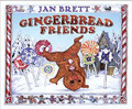 Gingerbread Friends (Hardcover)