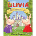 Olivia Princess for a Day (Hardcover)