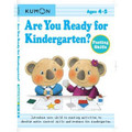 Kumon Are You Ready for Kindergarten? Pasting Skills (Paperback)