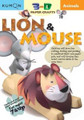 Animals Lion & Mouse (Kumon 3-D Paper Craft Workbooks) (Paperback)