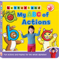 Letterland My ABC of Actions (Board Book)