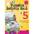 Jolly Phonics Activity Book 5 (Paperback)