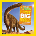 NGLK First Big Book of Dinosaurs (Hardcover)