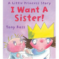I Want a Sister! (Paperback)