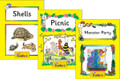 Jolly Readers Yellow Level (Level 2) - Complete Set of 18 books