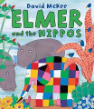 Elmer and the Hippos (Paperback)