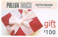 HK$100.00 Pollux Books Gift Card
