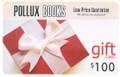 HK$100.00 Pollux Books Gift Card