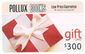 HK$300.00 Pollux Books Gift Card
