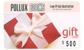 HK$500.00 Pollux Books Gift Card