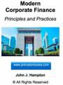 Modern Corporate Finance