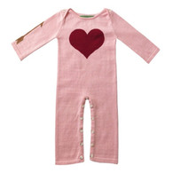 90/10 CASHMERE HEART LOUNGER - OUT OF STOCK