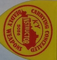 2018-04-07 - KY CCDW License Class April 7, 2018 12:00 Noon *** FOR ROCKCASTLE COUNTY SCHOOL PERSONNEL ONLY ***  Must show OFFICIAL SCHOOL PHOTO IDENTIFICATION to enter classroom and range ***