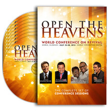 Open the Heavens 2013 CD Set