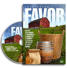 Increasing Favor CD