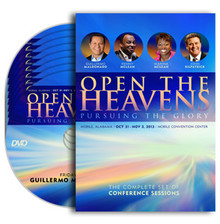 Open the Heavens FALL 2013 DVD Set