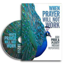When Prayer Will Not Work DVD