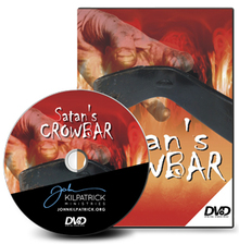 Satan's Crowbar DVD
