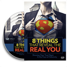 8 Things That Reveal The Real You CD