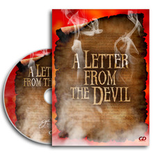 A Letter From The Devil CD