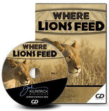 Where Lions Feed CDs