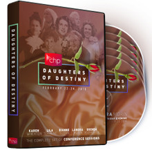 Daughters of Destiny Women's Conference CD Set