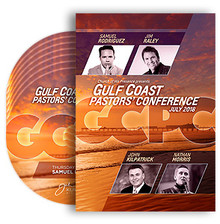 Gulf Coast Pastors' Conference 2018 DVDs