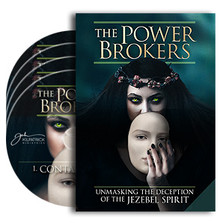 The Power Brokers CDs