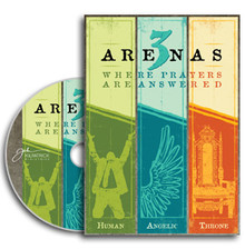 3 Arenas Where Prayers Are Answered CD