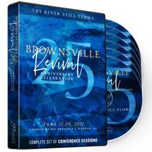 Brownsville Revival 25 Anniversary Celebration DVDs
