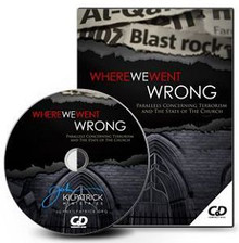 Where We Went Wrong CD