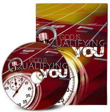 God Is Qualifying You DVDs