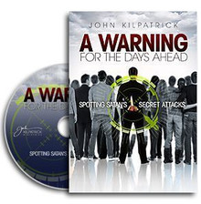 A Warning for the Days Ahead CD