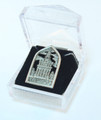 Pewter Nauvoo Temple pin