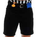 Smitty Football Referee Shorts