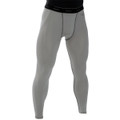 Smitty #416 Grey Compression Tights w/Cup Pocket