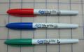1 Wet Erase Marker