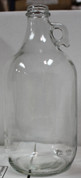 Glass Jug - 1/2 Gallon Clear- Case of 6