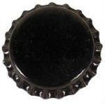Oxygen Absorbing Bottle Caps - Black (144 ct)