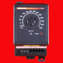 WATLOW TEMPERATURE CONTROLLER, -73 TO 600, NO MANUAL RESET
