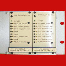 POWER VALVE CARD