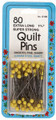 Quilt Pins - 80 pack