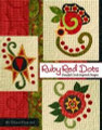 Ruby Red Dots by Sheri Howard