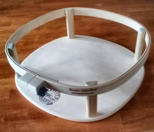 "Original Design - 18"" Square Laptop Hoop Frame"